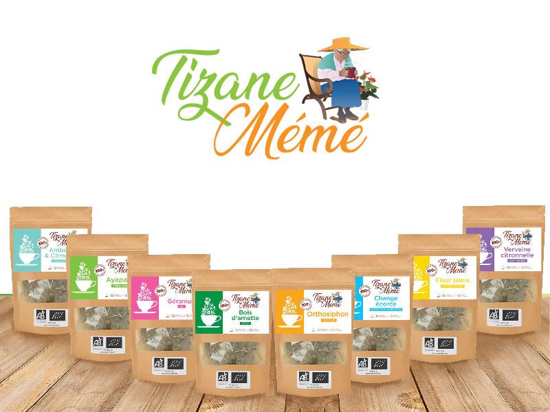 Tisane Mémé Gamme produit
